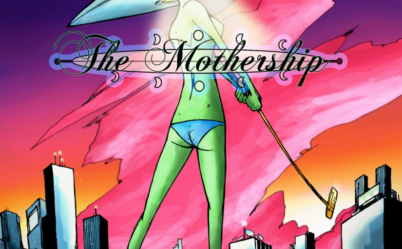 The Mothership – Ten Miles Wide (2011)
