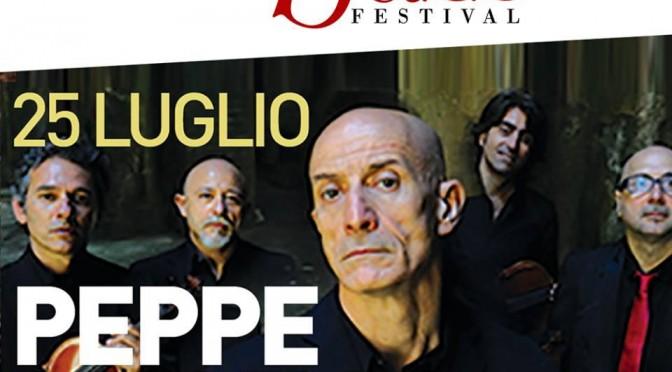 Peppe Servillo & Soling String Quartet @ Atina Jazz, 25 Luglio 2014